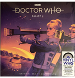 Vynil Doctor Who: Galaxy 4 (Original Bbc Tv Soundtrack)