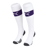 2019-2020 Manchester City Home Football Socks (White)