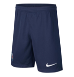 2019-2020 PSG Home Nike Football Shorts (Kids)