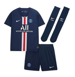 2019-2020 PSG Home Nike Little Boys Mini Kit