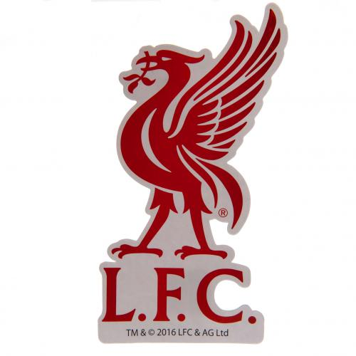 Liverpool F.C. Large Crest Sticker