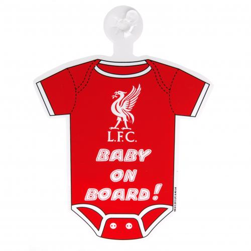 Liverpool F.C. Baby On Board