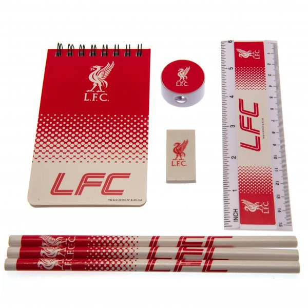 Liverpool F.C. Starter Stationery Set