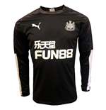 2019-2020 Newcastle Puma Rain Top (Black)