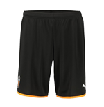 2019-2020 Valencia Home Puma Shorts (Black)