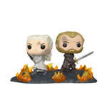 Game of Thrones POP Moment! Vinyl Figures 2-Pack Daenerys & Jorah 9 cm