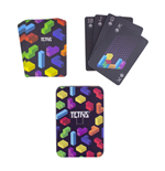 Tetris Playing Cards Icons