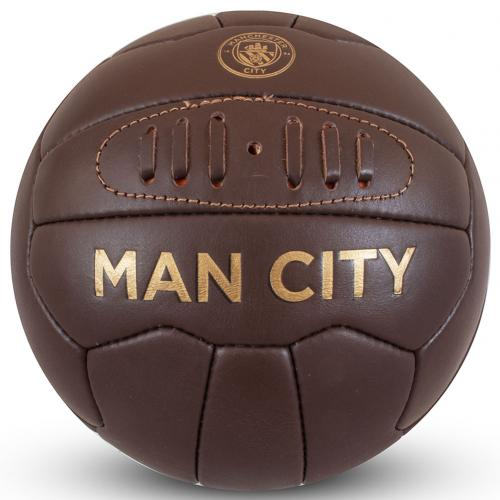 Manchester City F.C. Retro Heritage Football