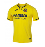 2019-2020 Villarreal Joma Home Football Shirt
