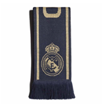 2019-2020 Real Madrid Adidas Scarf (Night Indigo)