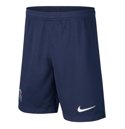 2019-2020 PSG Nike Home Shorts (Navy)