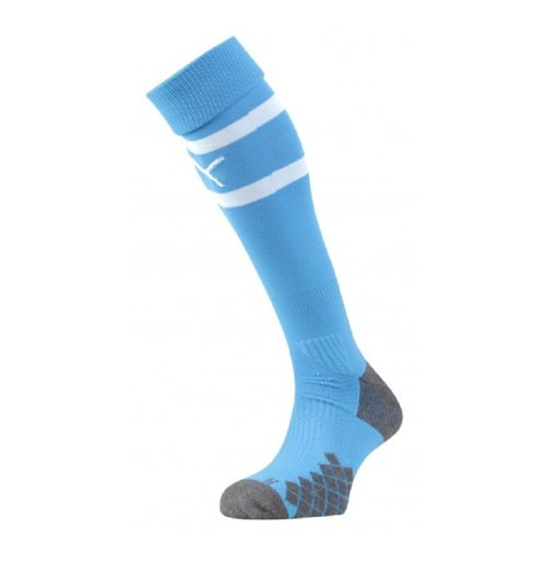 2019-2020 Olympique Marseille Home Puma Socks (Blue)
