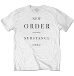New Order Unisex Tee: Substance