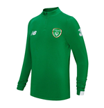 2019-2020 Ireland On Pitch Midlayer Top (Green)