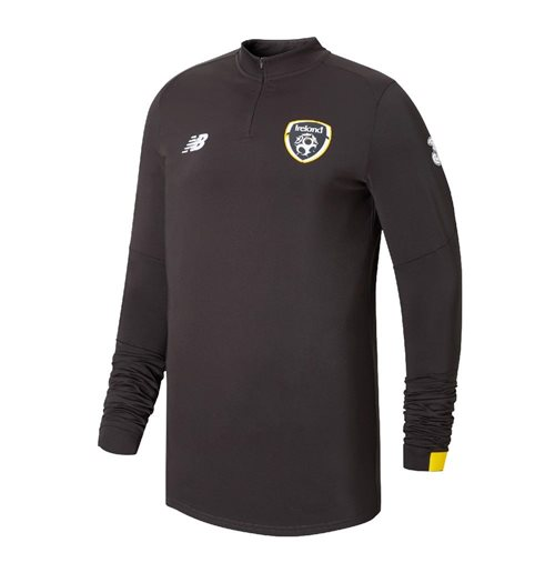 2019-2020 Ireland On Pitch Midlayer Top (Phantom) - Kids