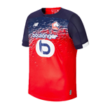 2019-2020 Lille Home Football Shirt