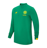 2019-2020 Celtic Midlayer Training Top (Green)