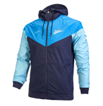 2019-2020 Zenit Nike Authentic Windrunner Jacket (Blue)