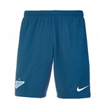 2019-2020 Zenit Nike Home Shorts (Blue)