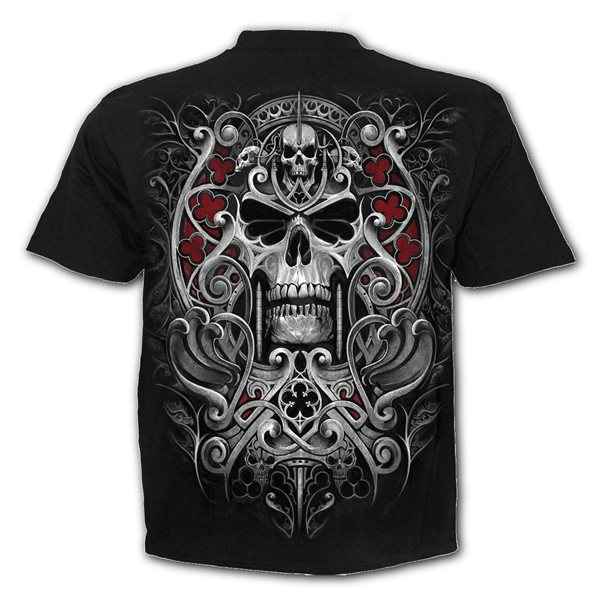 REAPER'S Door - T-Shirt Black