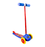 PAW PATROL Kid's Three Wheel Flex Scooter, Multi-colour