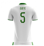 2018-2019 Senegal Home Concept Football Shirt (Gueye 5)