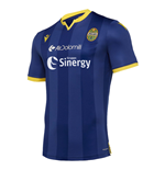 2019-2020 Hellas Verona Authentic Home Match Shirt