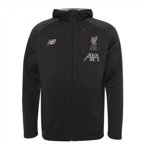 2019-2020 Liverpool Travel Full Zip Hoody (Phantom)