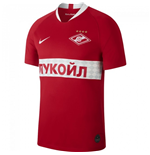 2019-2020 Spartak Moscow Home Nike Football Shirt