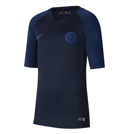 2019-2020 Chelsea Nike Training Shirt (Obsidian) - Kids