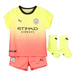 2019-2020 Manchester City Third Baby Kit