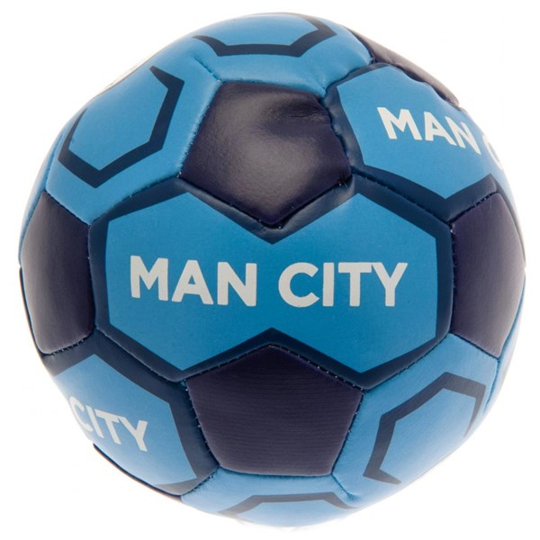 Manchester City F.C.4 inch Soft Ball