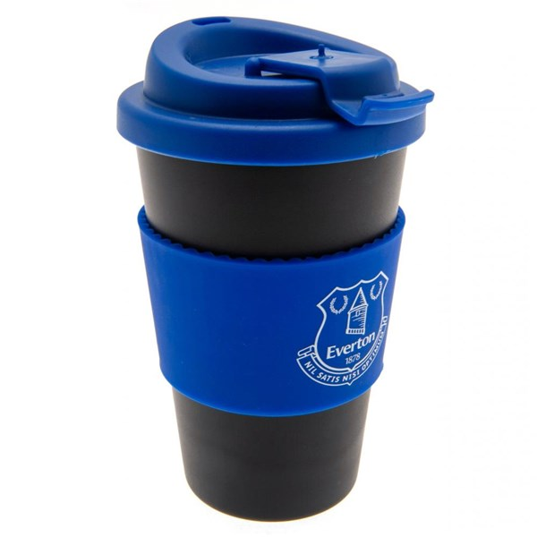Everton F.C. Silicone Grip Travel Mug