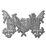 Mayhem Pin Badge: Logo (Retail Pack)
