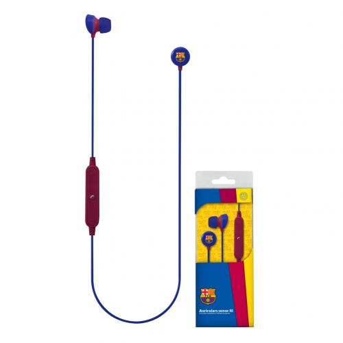 F.C. Barcelona Wireless Earphones