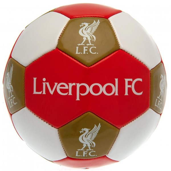 Liverpool F.C. Football Size 3