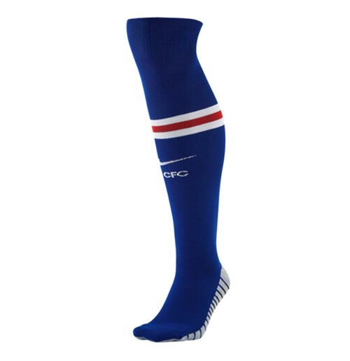 2019-2020 Chelsea Nike Away Socks (Blue)