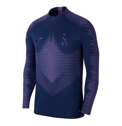 2019-2020 Tottenham Nike Strike Vaporknit Drill Top (Navy)