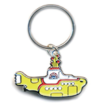 The Beatles Standard Keychain: The Yellow Submarine