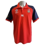 England World Cup Rugby Polo Shirt