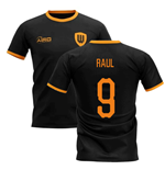 2019-2020 Wolverhampton Away Concept Football Shirt (RAUL 9)