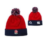 England Rugby Ponm-Ponm Winter Beanie