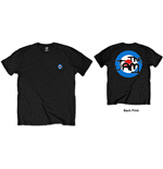 The Jam Unisex Tee: Target Logo (Back Print/Retail Pack)