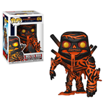Spider-Man: Far From Home POP! Movies Vinyl Figure Molten Man 9 cm