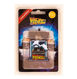 Back to the Future Pin Badge DeLorean