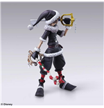 Kingdom Hearts II Bring Arts Action Figure Sora Christmas Town Ver. 15 cm