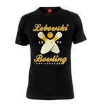 The Big Lebowski T-Shirt Bowling LA