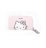 Hello Kitty Ladies Wallet Pink Kitty