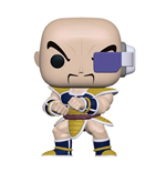 Dragonball Z POP! Animation Vinyl Figure Nappa 9 cm