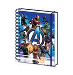 Avengers: Endgame Wiro Notebook A5 One Sheet